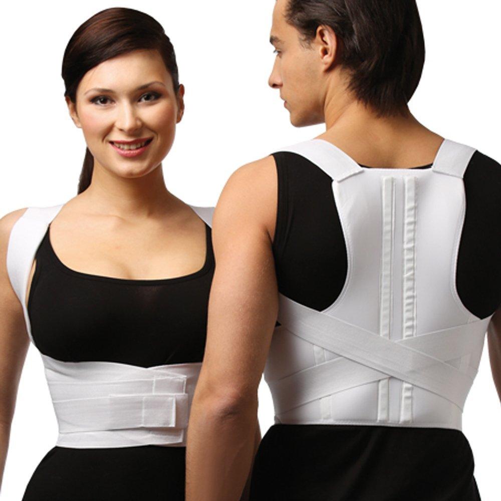 Posture Support Corrective Brace Belt B00ffajeg6